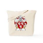 Abio Family Crest Tote Bag