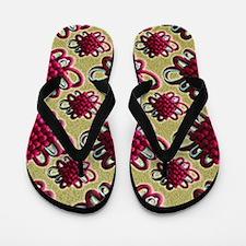 Cute Chinese Flip Flops
