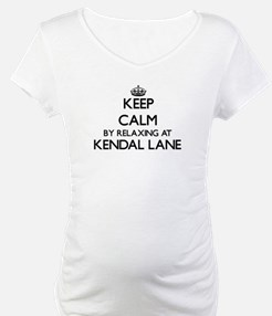 Keep calm by relaxing at Kendal Shirt