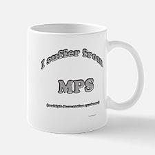 Pomeranian Syndrome Mug