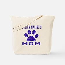 Belgian Malinois mom designs Tote Bag