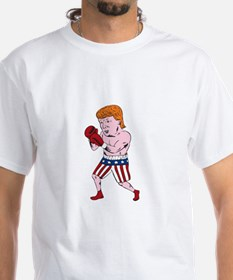 Donald Trump 2016 Republican Boxer T-Shirt