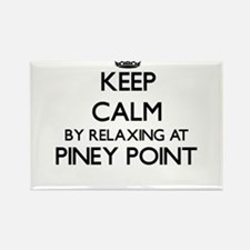 Keep calm by relaxing at Piney Point Massa Magnets