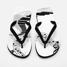 Music Flip Flops
