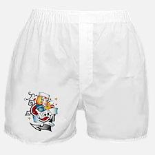 Resden Tattoo Art Boxer Shorts