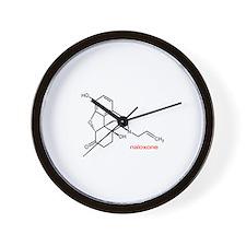 Narcan Wall Clock