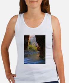 Zion Ntional Park Tank Top