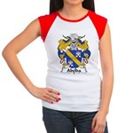 Abelda Family Crest Women's Cap Sleeve T-Shirt