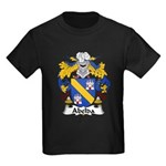Abelda Family Crest Kids Dark T-Shirt