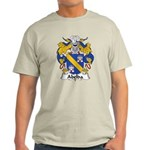 Abelda Family Crest Light T-Shirt