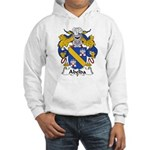 Abelda Family Crest Hooded Sweatshirt