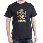 Abelda Family Crest Dark T-Shirt