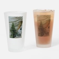 Zion Ntional Park Drinking Glass