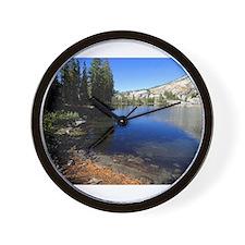 yosemite national park/ Wall Clock