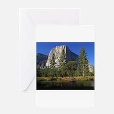 yosemite national park/ Greeting Cards