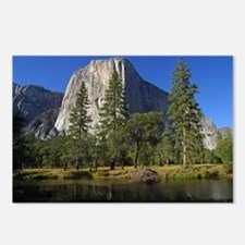 yosemite national park/ Postcards (Package of 8)
