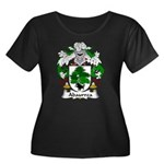Abaurrea Family Crest Women's Plus Size Scoop Neck
