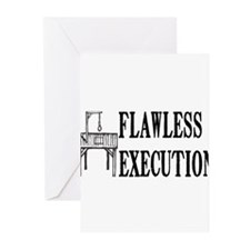 Cute Gallows Greeting Cards (Pk of 20)