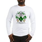 Abaurrea Family Crest Long Sleeve T-Shirt