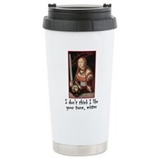 Cute Cannibals Travel Mug