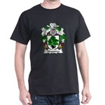 Abaurrea Family Crest Dark T-Shirt