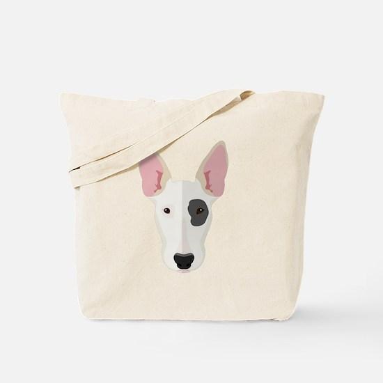Cute Spuds mackenzie Tote Bag