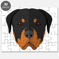 Cute Rottweiler Puzzle