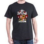 Abascal Family Crest Dark T-Shirt