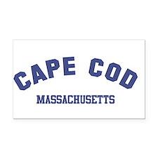 Cape Cod Rectangle Car Magnet