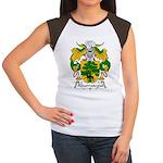 Abarrategui Family Crest Women's Cap Sleeve T-Shir
