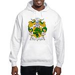 Abarrategui Family Crest Hooded Sweatshirt