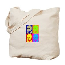 Henry PopArt Tote Bag