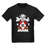 Abaria Family Crest Kids Dark T-Shirt