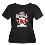 Abarbanel Family Crest Women's Plus Size Scoop Nec