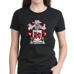 Abarbanel Family Crest Women's Dark T-Shirt