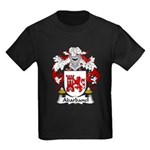 Abarbanel Family Crest Kids Dark T-Shirt