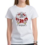 Abarbanel Family Crest Women's T-Shirt