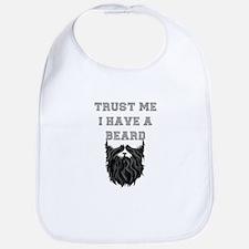 Trust Me I have a Beard Bib