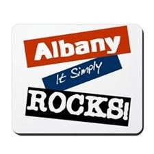 Albany Rocks Mousepad