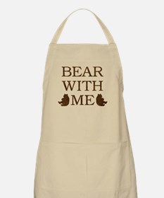 Bear With Me Apron