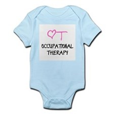 OT Heart Occupational Therapy Body Suit