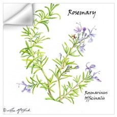 Rosemary Wall Decal