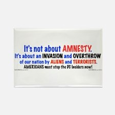 Stop The Invasion Magnets