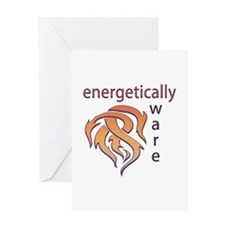 Energetically Aware Greeting Card