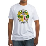 Abadal Family Crest Fitted T-Shirt