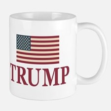 Trump 2016 Flag Mugs