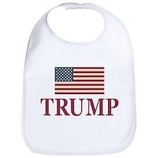 Trump 2016 Flag Bib
