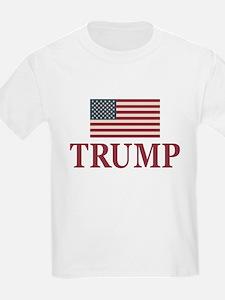 Trump 2016 Flag T-Shirt