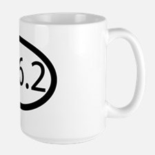 Post Marathon Large Mug