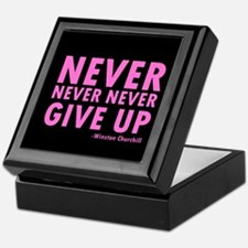 NeverGiveUp9.png Keepsake Box